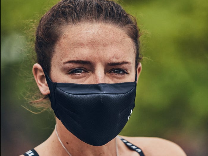Under Armour's sport mask